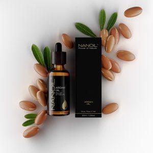 das beste Arganöl für Haut und Haare von Nanoil